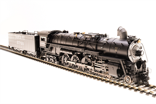 Broadway Limited 4596 Northern 4-8-4 Steam Locomotive DC/DCC Sound & Smoke HO Scale Trains