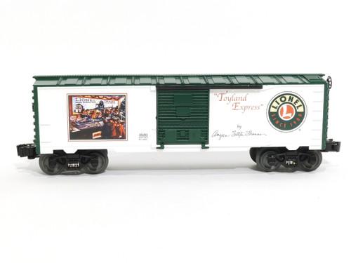 Lionel  6-35293 Angela Trotter Thomas Toyland Express Boxcar O Gauge