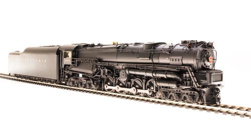 Broadway Limited 2694 PRR S2 6-8-6 Turbine #6200, As-Delivered Version, Paragon3 DC/DCC Sound HO Scale Trains