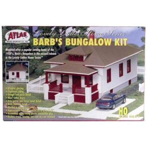 HO Barb's Bungalow Home Kit