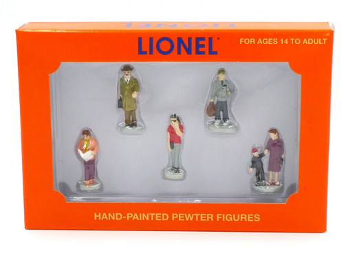 Lionel 6-24244 Commuter People Pack O Scale
