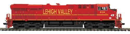 MTH HO Scale Trains 80-2339-0 Lehigh Valley Diesel Engine