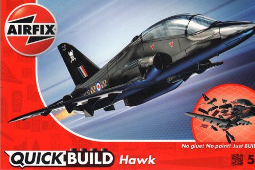 Airfix J6003 Hawk Quickbuild Plastic Model Kit