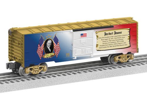 Lionel 6-82942 James Monroe Box Car O Gauge