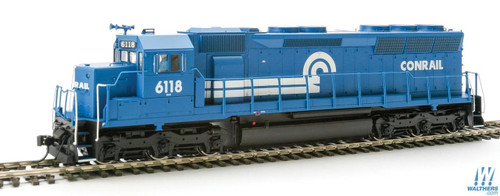 Walthers Proto 920-48071 EMD SD45 Conrail #6118 DCC Ready HO Scale