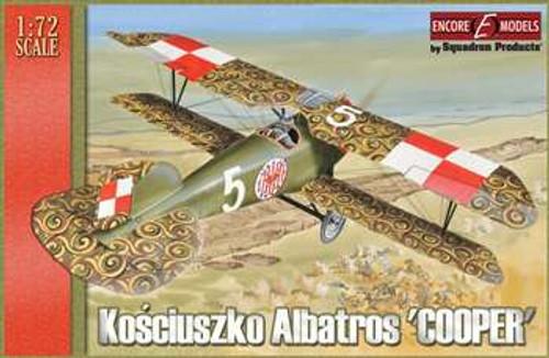 Encore Models 72103 1/72 Kosciuszko Albatros 'Cooper - EC72103