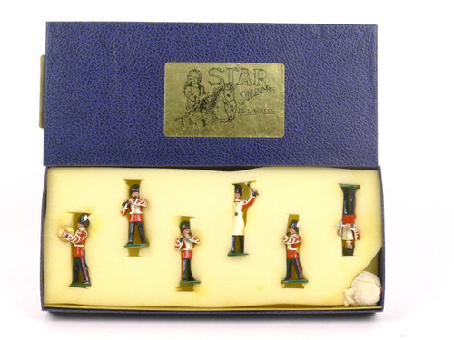Star Toy Soldiers Set 5 Fifes and Drums
