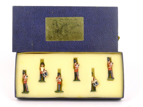 Star Toy Soldiers Set 7 Fifes and Drums