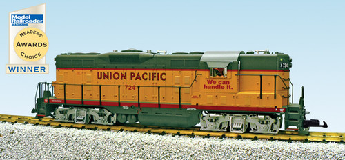USA Trains R22106 Union Pacific Electro-Motive GP9 G Gauge