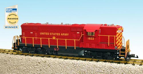 USA Trains R22131 US Army GP7 Diesel Locomotive G Gauge