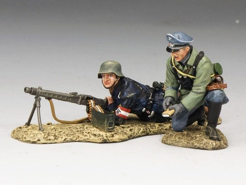 King & Country WS190 World War Two MG42 Instruction