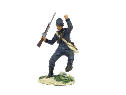 WBritain 20080 British Natal Mounted Police Wounded No.1