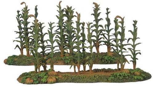 WBritain 17614 18th-20th Century Corn Rows - 2 Piece Set - 22 Stalks of Corn