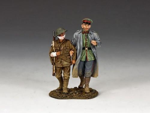 King & Country FW168 WWI Bantam & Prisoner