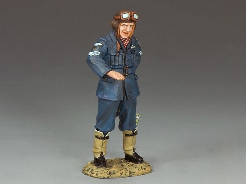 King & Country RAF020 Sergeant Pilot George Unwin