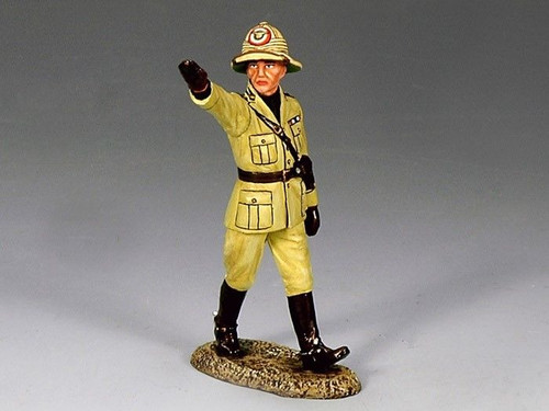 King & Country IF003 Italian Forces Marching Officer