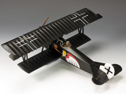 King & Country FW112 Fokker DVII Leutenant Josef Jacobs