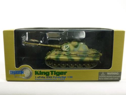 Dragon Armor 60041 Kingtiger Porsche Turret Kaisersteinbruch 1944 1/72 Diecast
