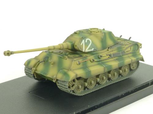 Dragon Armor 60041 Kingtiger Porsche Turret Kaisersteinbruch 1944 1/72 Die-cast