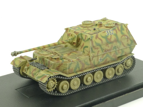 Dragon Armor 60123 Elefant Sd.Kfz. I184 With Zimmerit 1/72 Die-cast Model