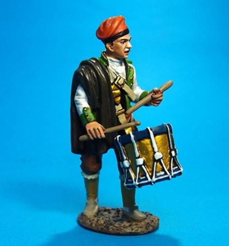 John Jenkins PSG-04 Peninsular War Spanish Guerillas Drummer