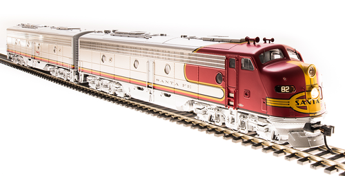 Broadway Limited #5426 EMD E8 AB Set