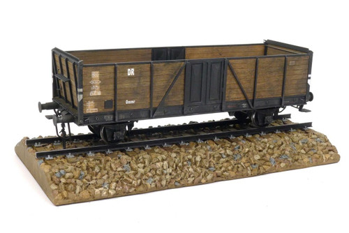 Figarti Miniatures ETG-035 WWII Gondola Wagon 1/30 Scale Collectible Soldiers