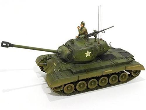 Figarti Miniatures ETA-047 US Pershing Tank (green) Spring 1945