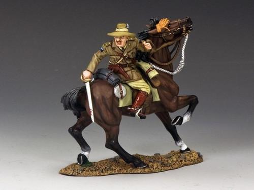 King & Country AL051 Australian Light Horse, the Swordsman