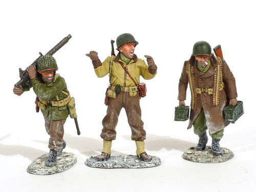 King & Country Toy Set  BBA025 1/30th Scale World War II