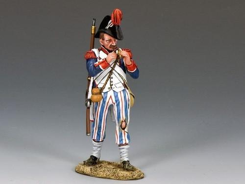 King & Country NE026 Age of Napoleon Smoke Break