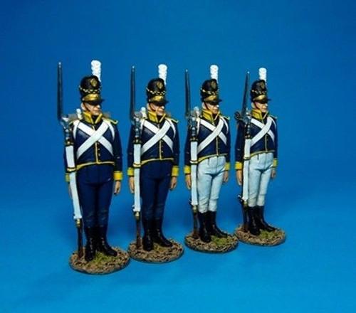 John Jenkins Designs PORT-08N Portuguese Line Infantry
