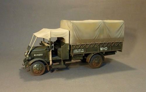 John Jenkins Designs The Great War GWB-11 Thonycraft Type-J