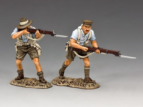 King & Country Toy Soldiers GA003 Rune & Fire