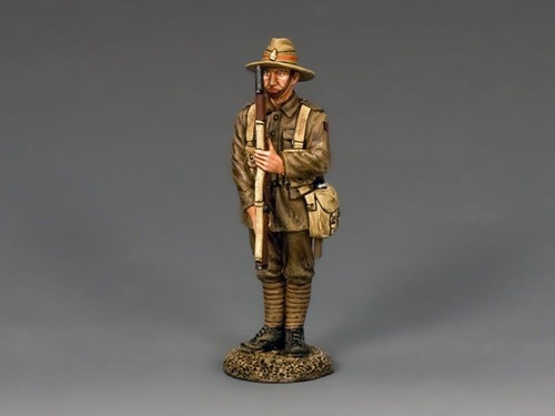 King & Country Toy Soldiers FW183 New Zealander Present Arms