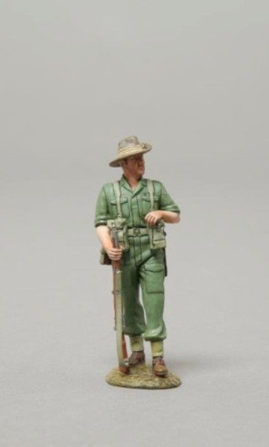 King & Country RS045 German Officer with Pistol