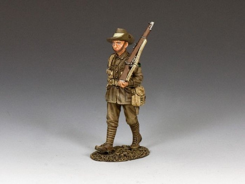 King & Country Toy Soldiers FW181-NSW Australian Marching
