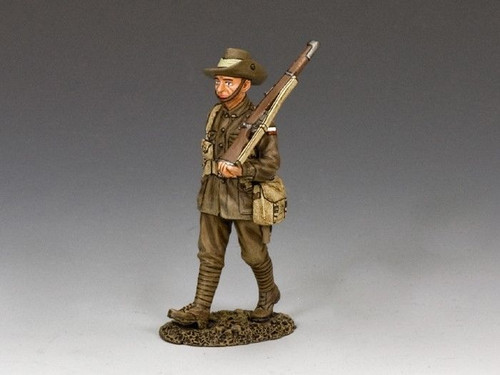 King & Country Toy Soldiers FW181-V Australian Marching
