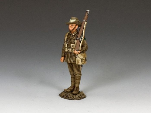 King & Country Toy Soldiers FW180-NSW Australian at Attention