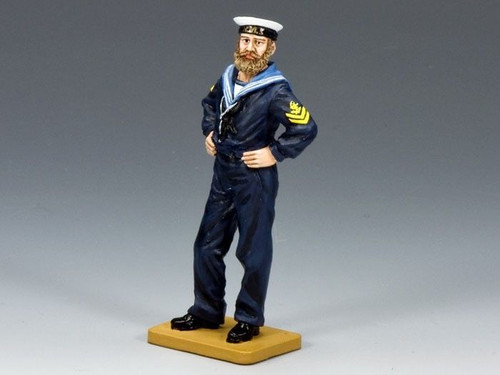 King & Country Toy Soldiers HK204M Sailor at-ease