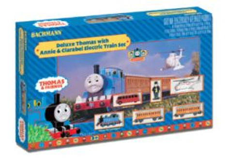 Bachmann Trains 00644 HO Scale TTT DeluxeThomas & Friends Set