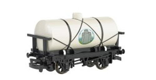 Bachmann Trains 77032 HO Scale TTT Cream Tanker