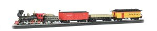 Bachmann Trains 00736 HO Scale The General Set/4-4-0