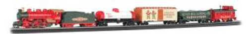 Bachmann Trains 00724 HO Scale Jingle Bell Express Freight Set