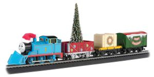 Bachmann 00721 HO Scale TTT Thomas' Christmas Express