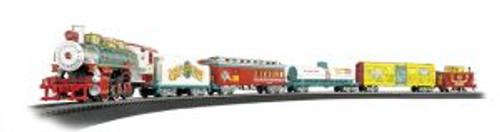 Bachmann Trains 00714 HO Scale RINGLING/Ringmaster Circus Set/0-6-0