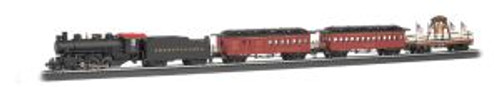 Bachmann Trains 00711 HO Scale Liberty Bell Special Set/PRR 2-6-0