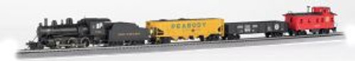 Bachmann Trains 00825 HO Trains Echo Valley Express Set/DCC & Sound