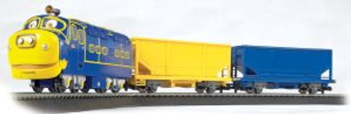 Bachmann 00771 HO Chuggington/Brewster's Cargo Caper Set