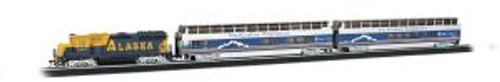 Bachmann Trains 00743 HO Scale McKinley Explorer Psg.Set/GP40